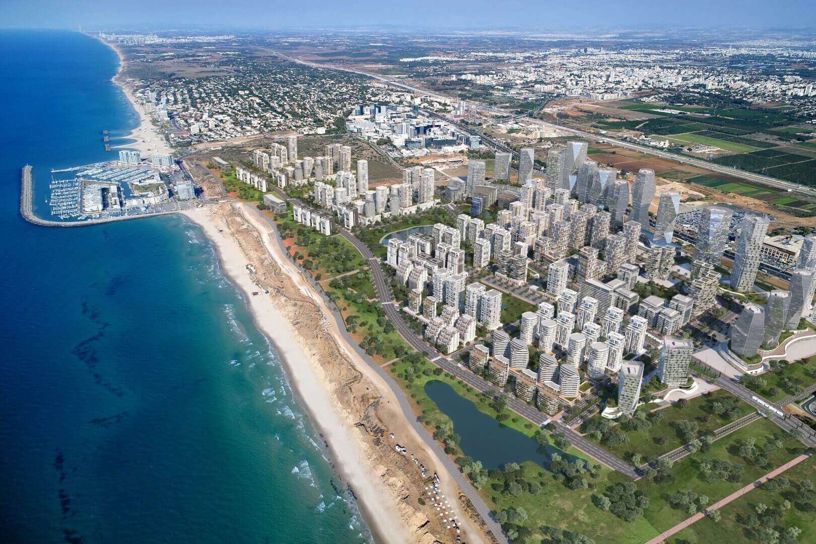 חוף-התכלת-כולל-המרינה